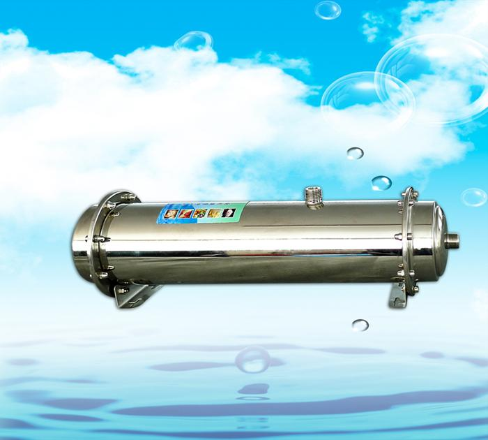 Nuggets from the water purification industry began to makehe