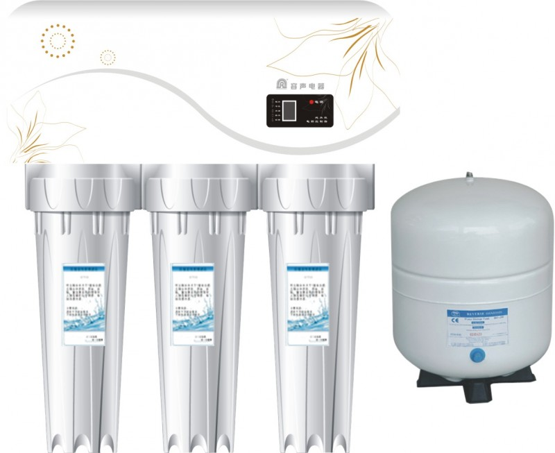 Rongsheng water purifier 2015 invites you to embark on the r