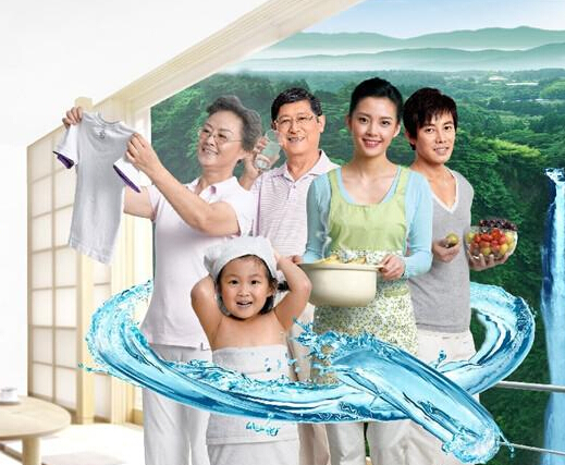 Water purifier manufacturs to do thehree product sales outlo