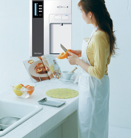 On the water purifier market circulation entprises should pa