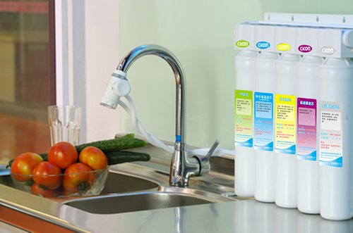 Water purification agents franchisee Winter Promotion must k